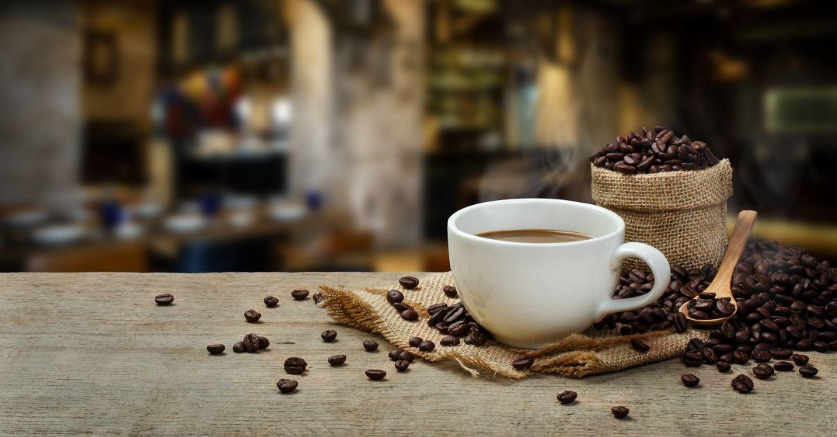 銀座カフェーパウリスタ『森のコーヒー』1