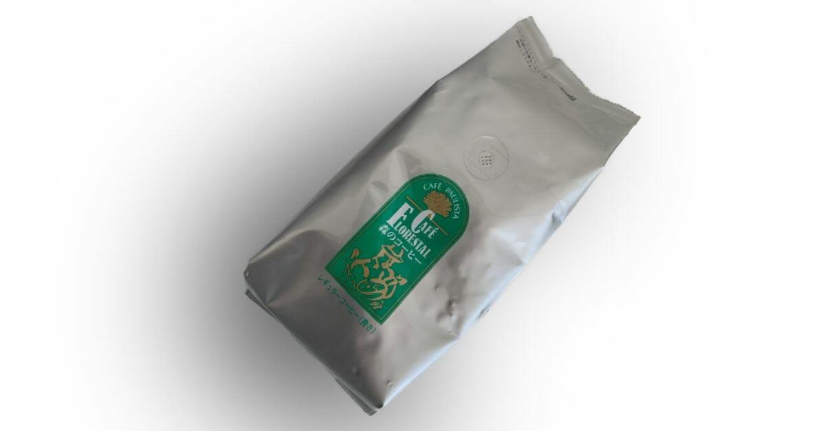 『森のコーヒー』パッケージ