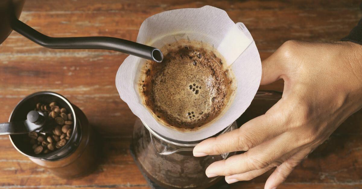 『森のコーヒー』ハンドドリップ