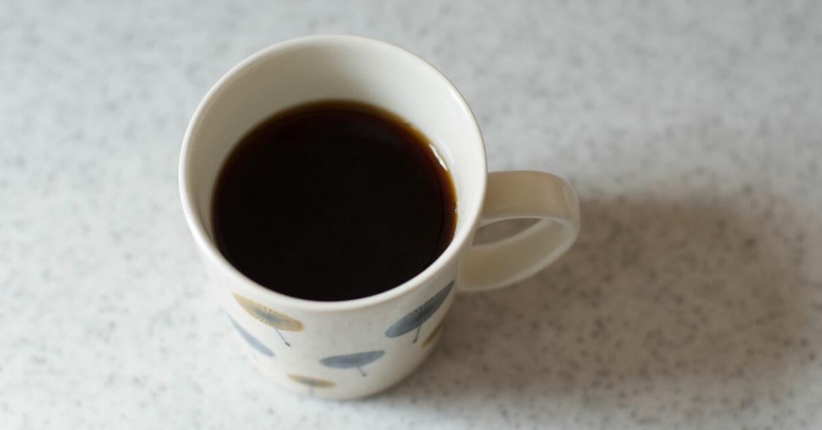 『森のコーヒー』カップ