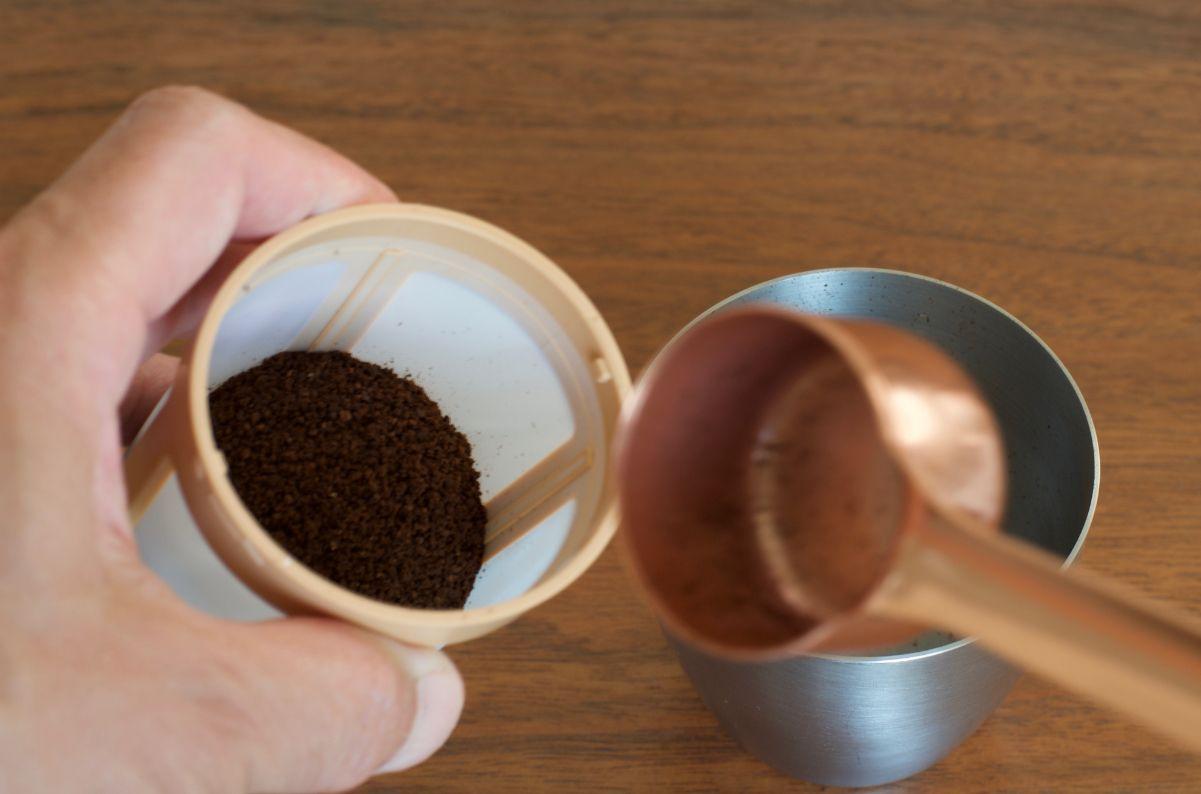 HARIOフィルターインコーヒーボトル6