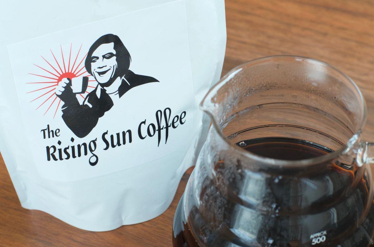 ザライジングサンコーヒー『After Surf Blend』6