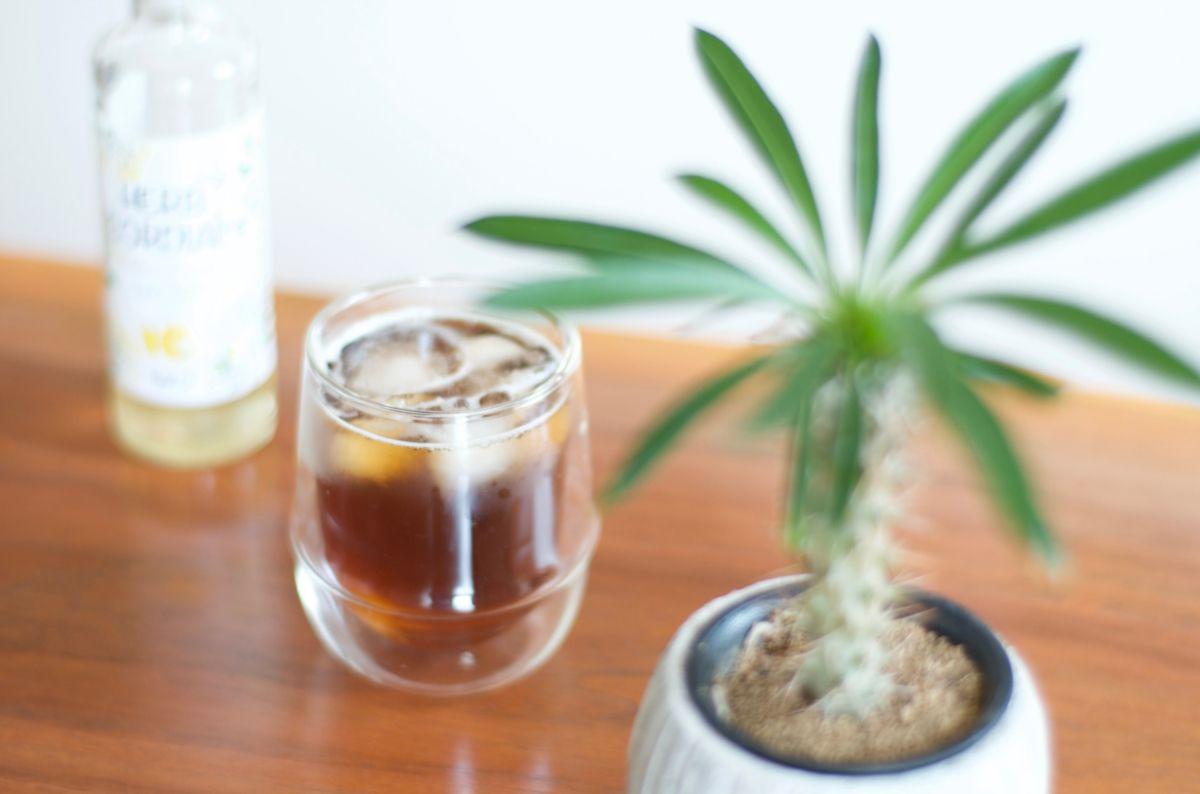 レシピ『コーヒーレモネード』2