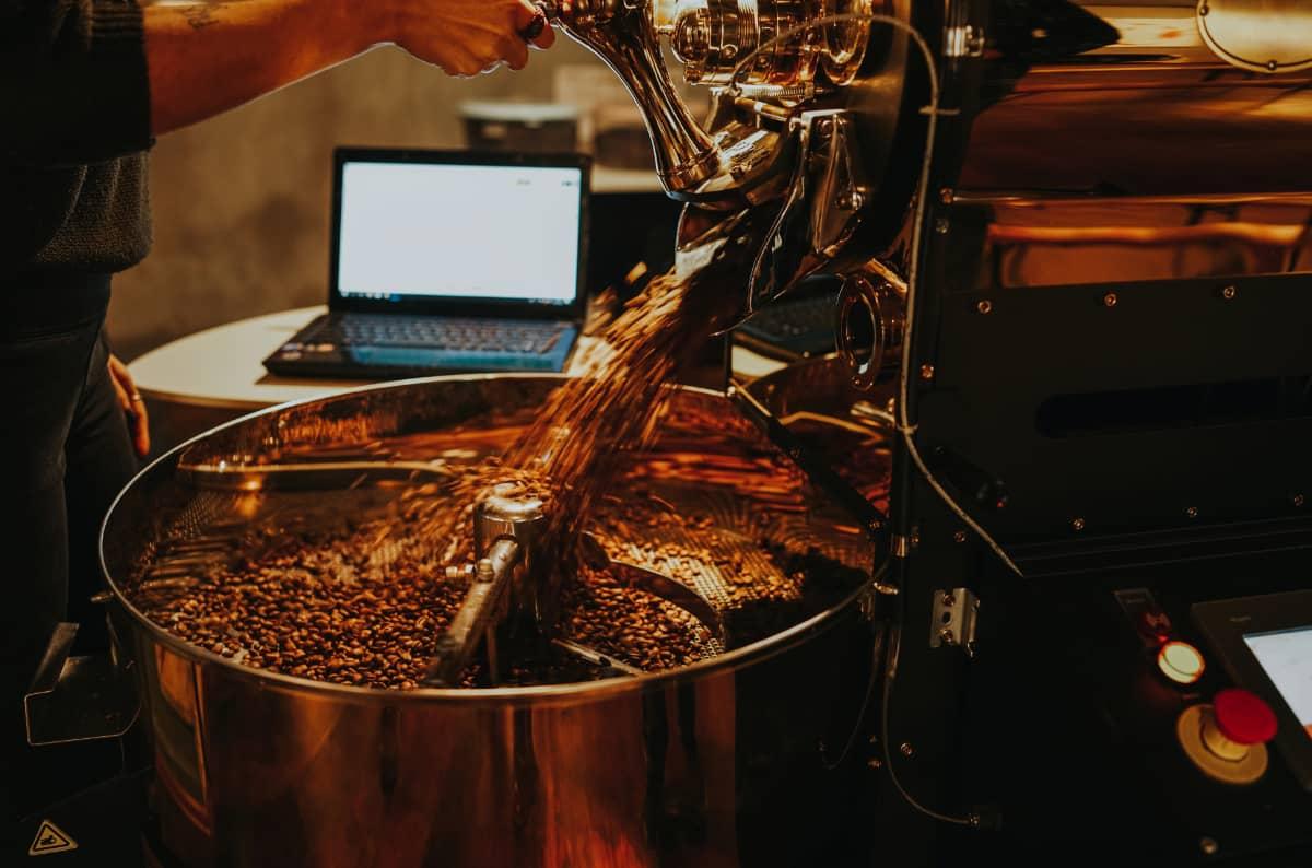 スペシャルティコーヒーと焙煎7