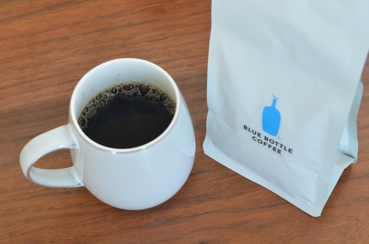 ブルーボトルコーヒー『NEWoMan横浜』ブレンド12