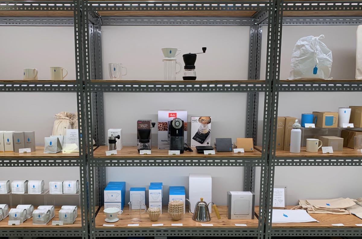 ブルーボトルコーヒー『NEWoMan横浜』ブレンド4