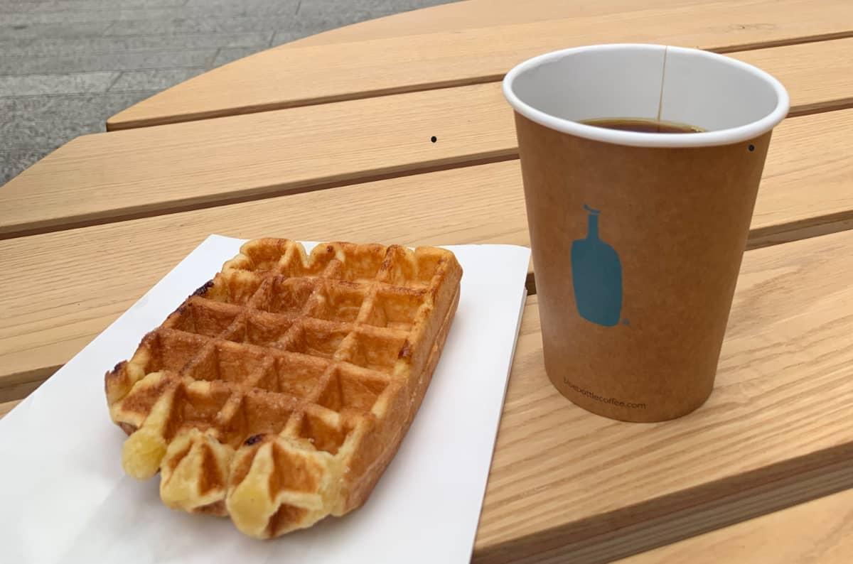 ブルーボトルコーヒーみなとみらいカフェ12