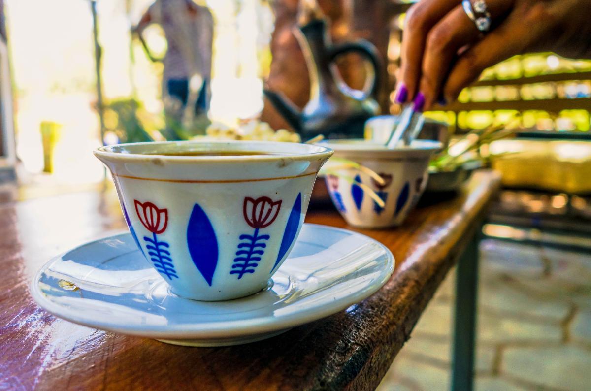 ブルーボトルコーヒー『スリーアフリカズ』11
