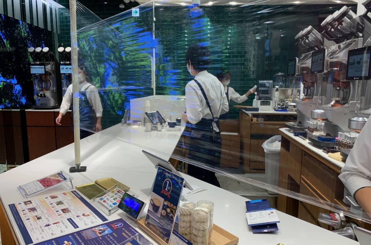 ゲシャリーコーヒー日比谷店16