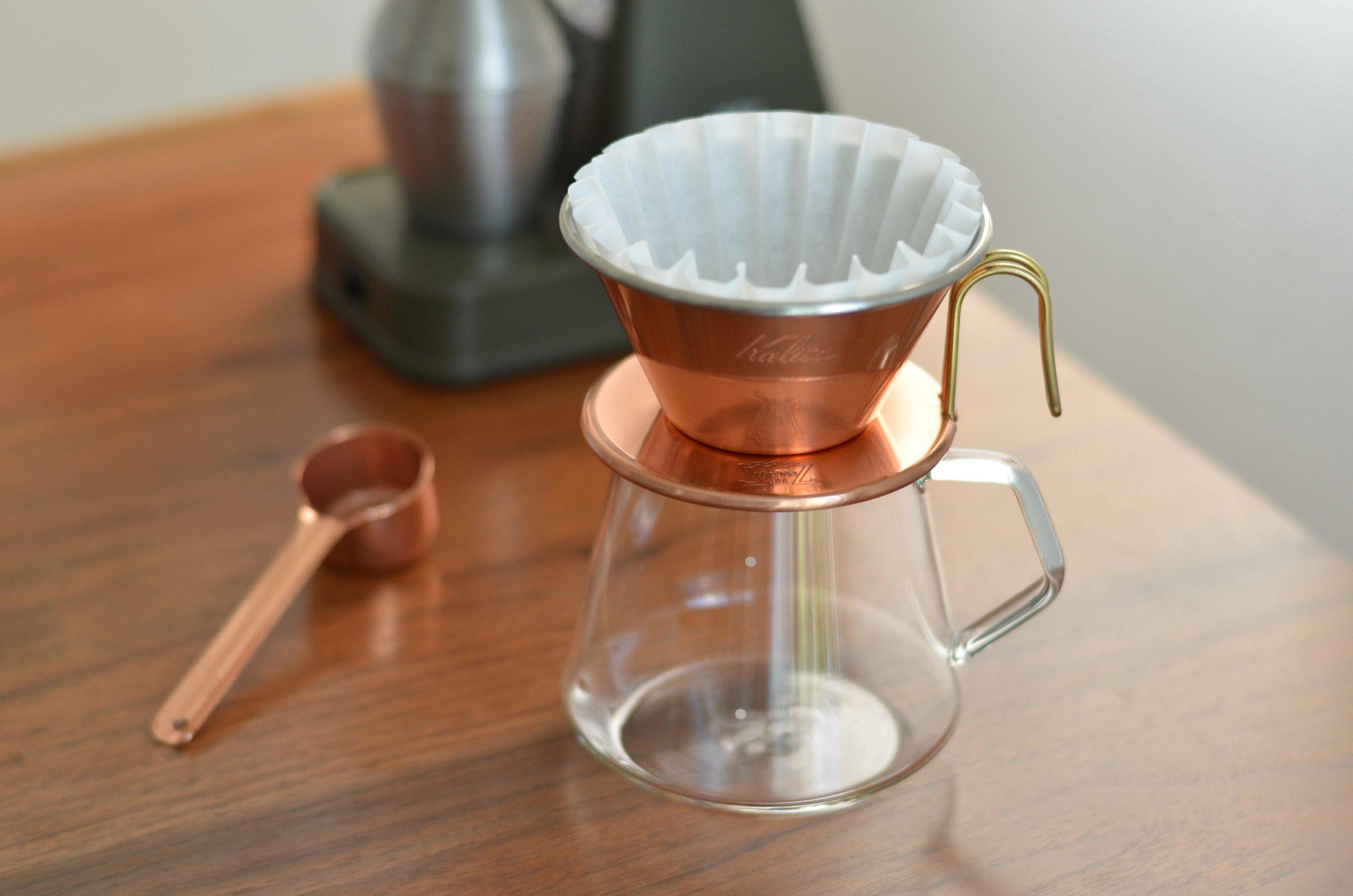美味しいコーヒーの淹れ方8