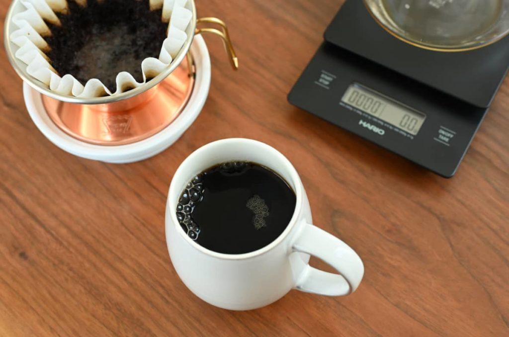 土居珈琲『エルサルバドル マラカラ農園』マグカップ