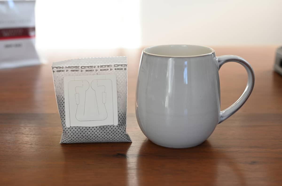 コーヒーを楽しむ簡単な方法 ドリップバッグ5