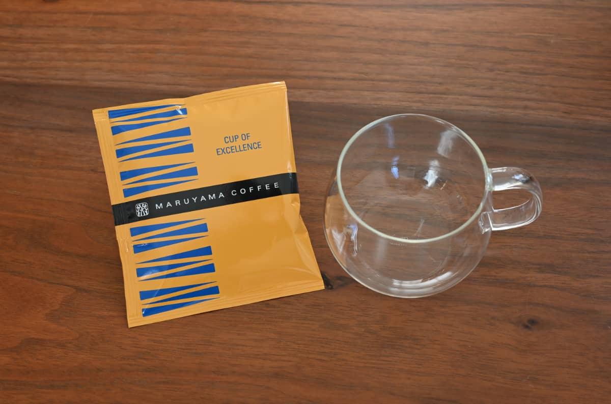 コーヒーを楽しむ簡単な方法 コーヒーバッグ