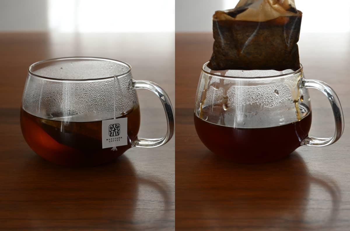 コーヒーを楽しむ簡単な方法 コーヒーバッグ7