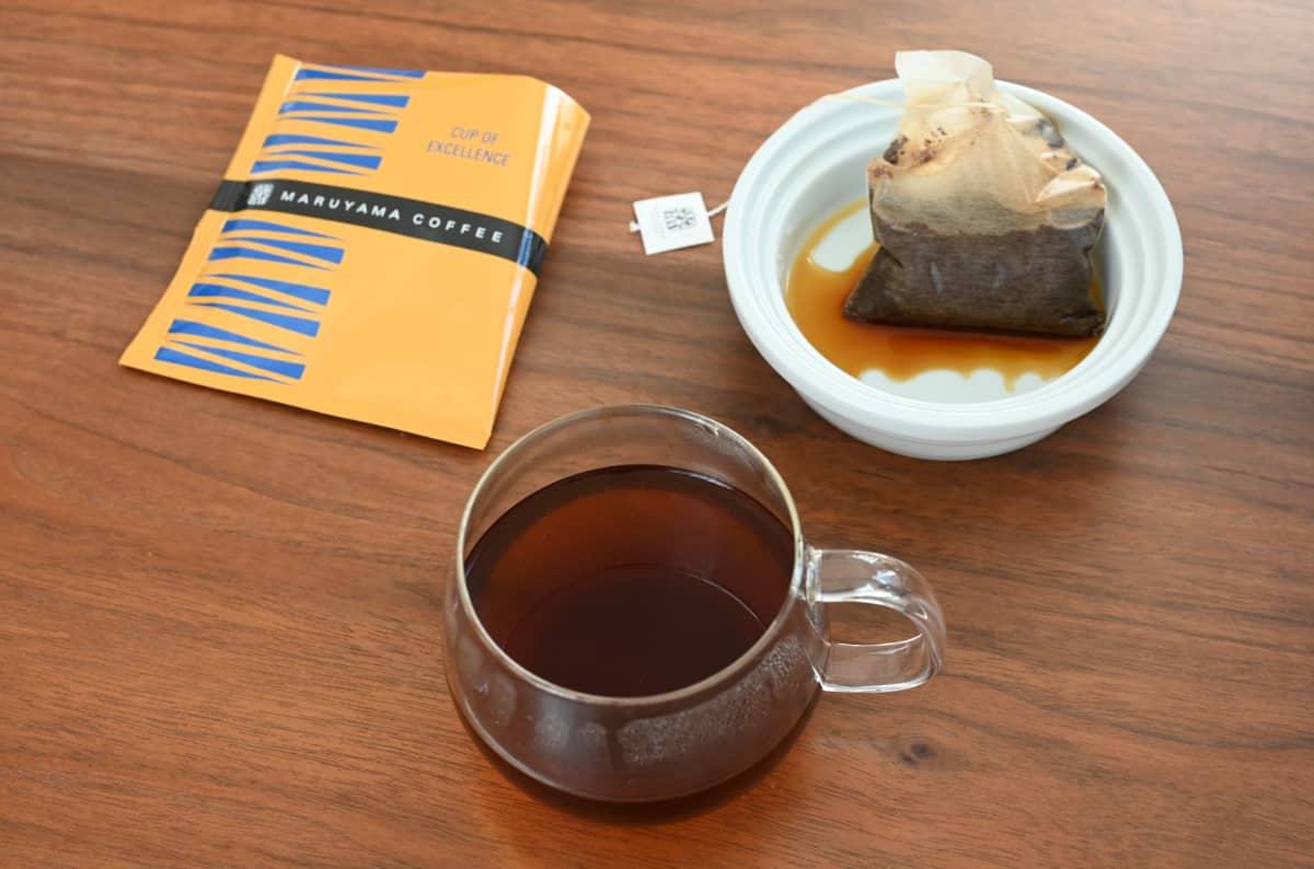 コーヒーを楽しむ簡単な方法 コーヒーバッグ8