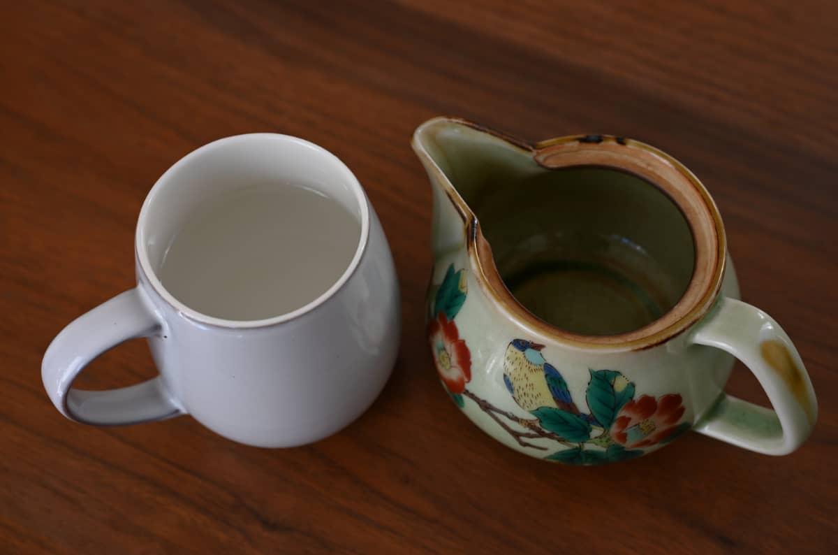コーヒーを楽しむ簡単な方法 急須で代用2