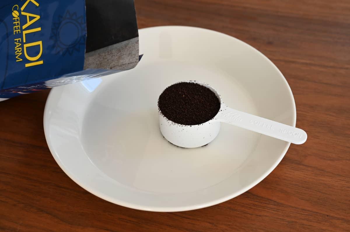 コーヒーを楽しむ簡単な方法 急須でドリップ