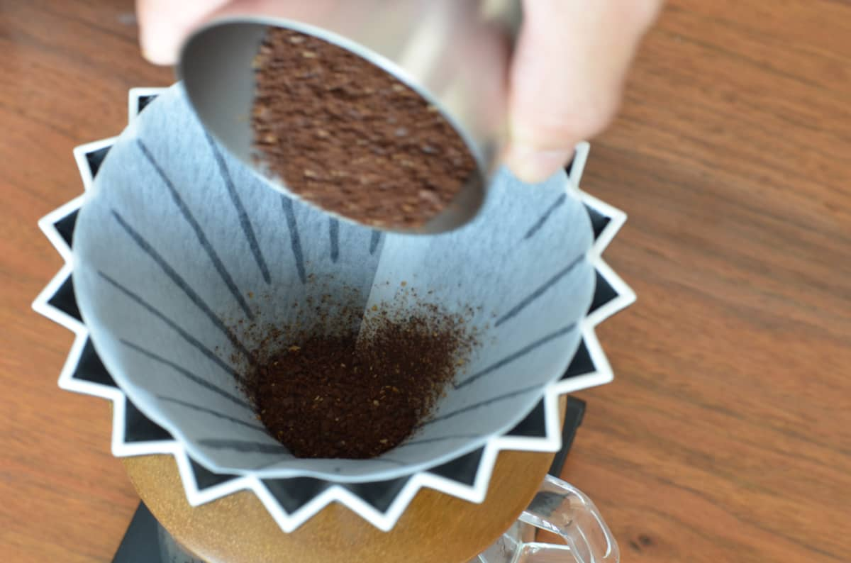 美味しいコーヒーの淹れ方9