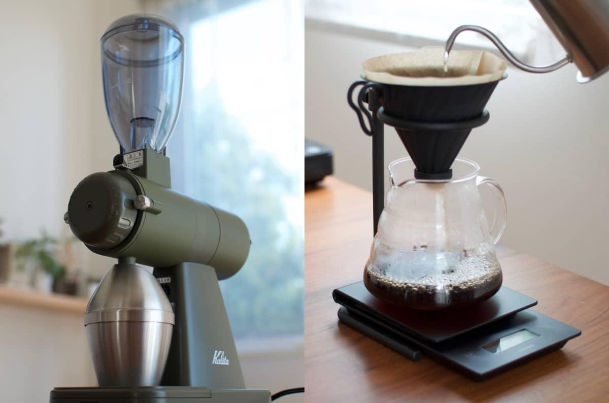 美味しいコーヒーの淹れ方10