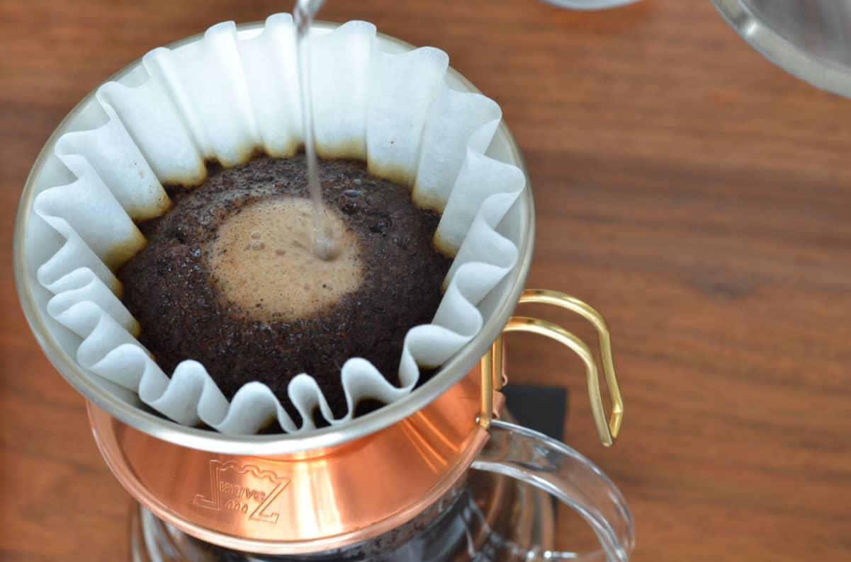 美味しいコーヒーの淹れ方11