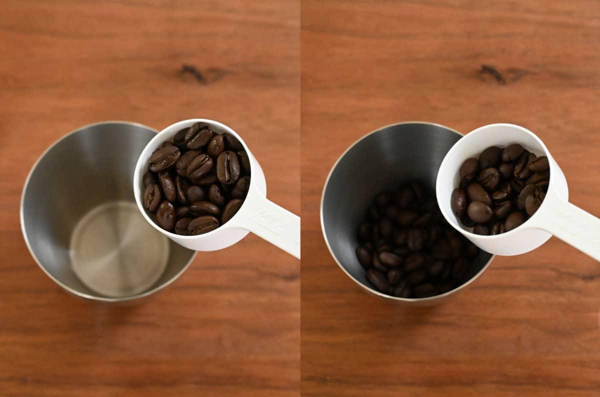 美味しいコーヒーの淹れ方7