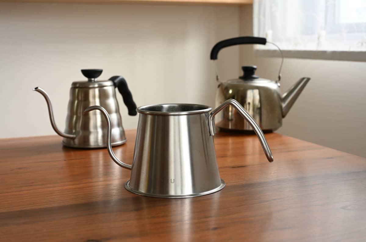 コーヒーをドリップする道具9