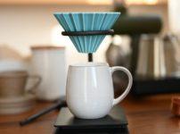 コーヒーをドリップする道具