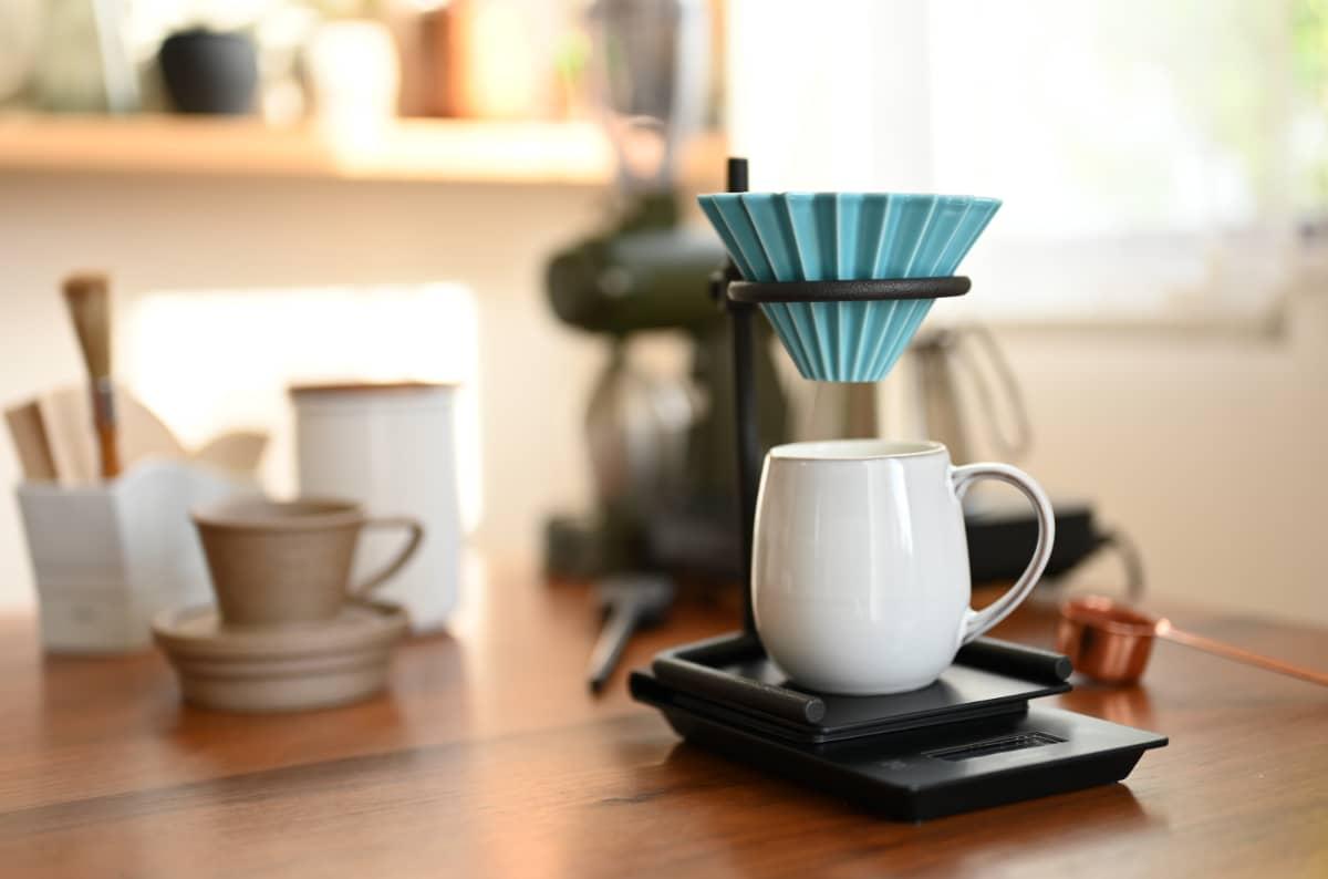 コーヒーをドリップする道具4