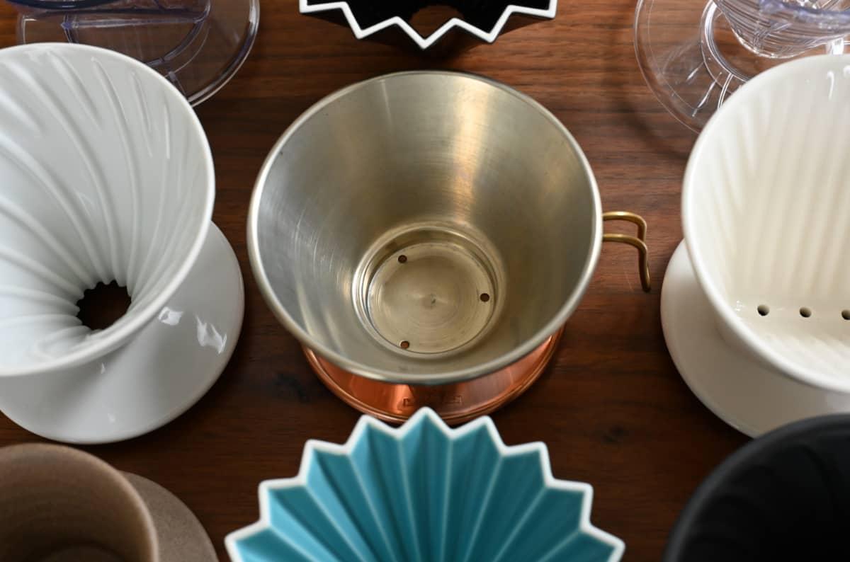 コーヒーをドリップする道具5