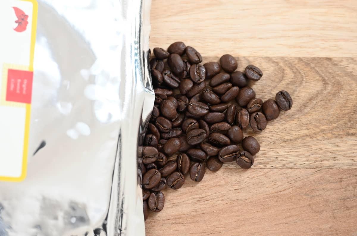 珈琲きゃろっと『コスタリカ ドン・オスカル』コーヒー豆
