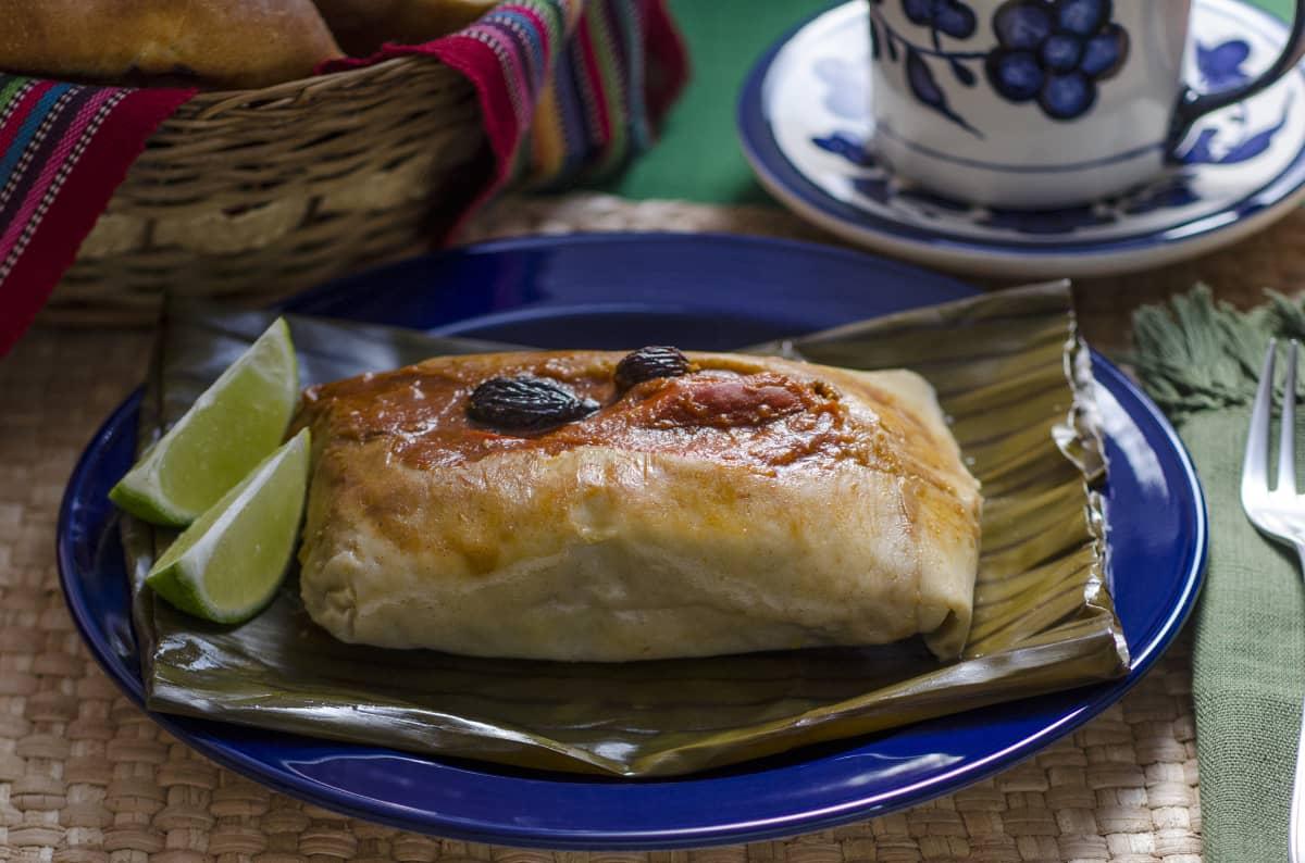 珈琲きゃろっと『グアテマラ ラ・クプラ農園』グアテマラ 伝統的な食べ物 タマレ