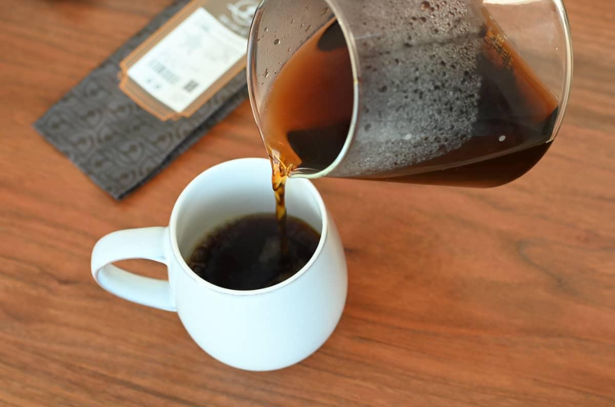 土居珈琲『ニカラグア サンタ・マリア・デ・ローデス農園』ドリップコーヒー マグカップ ORIGAMI