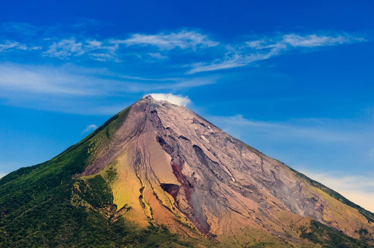 土居珈琲『ニカラグア サンタ・マリア・デ・ローデス農園』ニカラグア 火山