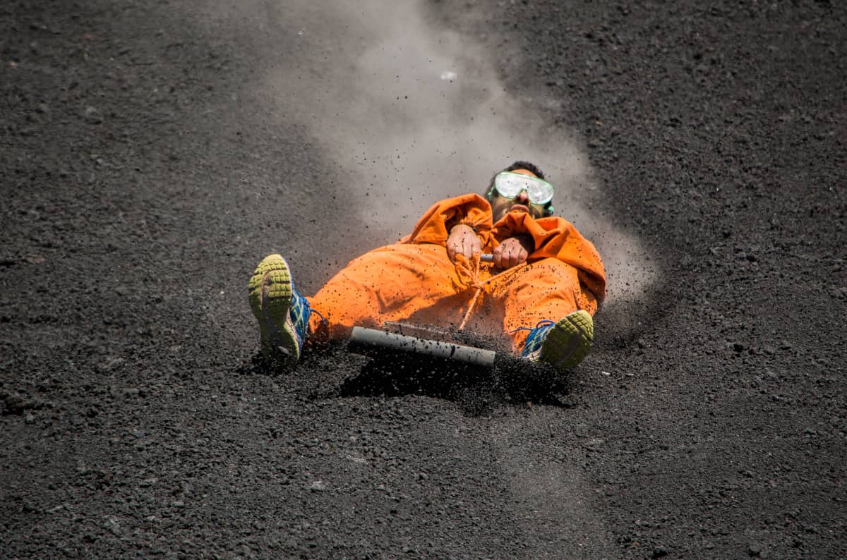 土居珈琲『ニカラグア サンタ・マリア・デ・ローデス農園』ニカラグア 火山 ボーディング