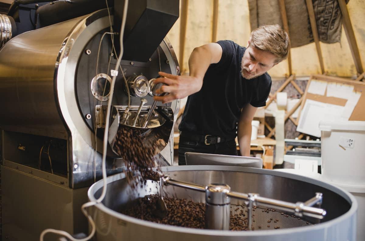 コーヒー豆の選び方 専門店とコーヒー豆の焙煎