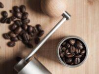 コーヒー豆の挽き方