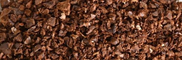 コーヒー豆の挽き方 粗挽き