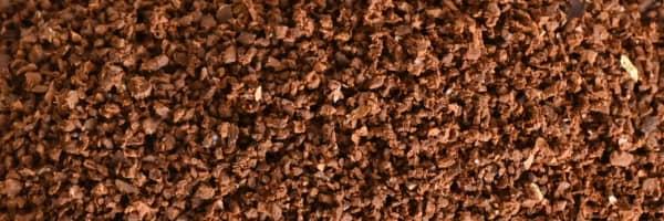 コーヒー豆の挽き方 中細挽き