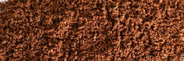 コーヒー豆の挽き方 極細挽き