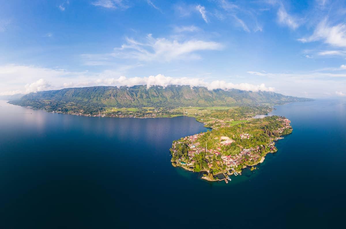 土居珈琲 インドネシア マンデリン・リントン スマトラ リントンニフタ トバ湖 サモシール島