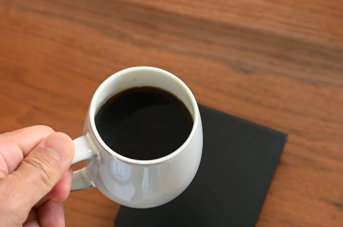 土居珈琲 マラウイ ムズズ・ユニオン ムズズコーヒー農園生産者組合 コーヒー豆 シティロースト ハンドドリップ ORIGAMI バレルアロママグ ヴィンテージホワイト