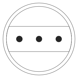 ドリッパー タイプ カリタ 台形 3つ穴