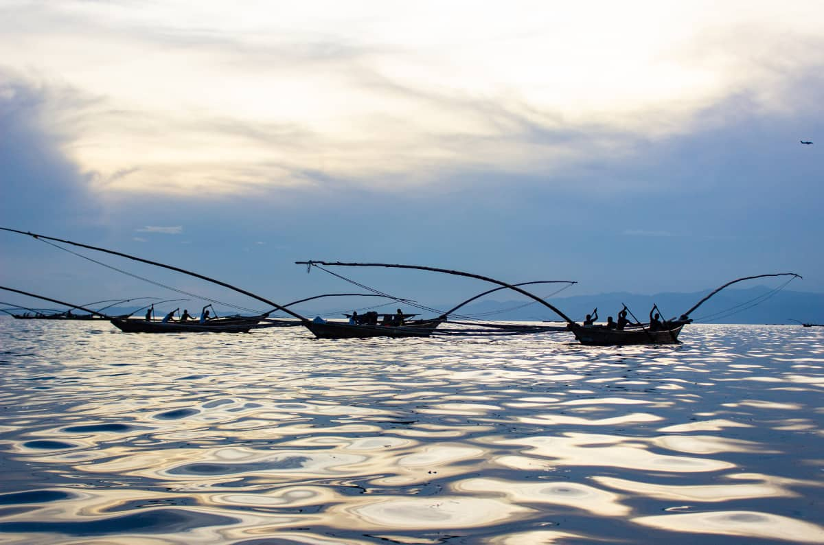 ルワンダ 産業 漁業