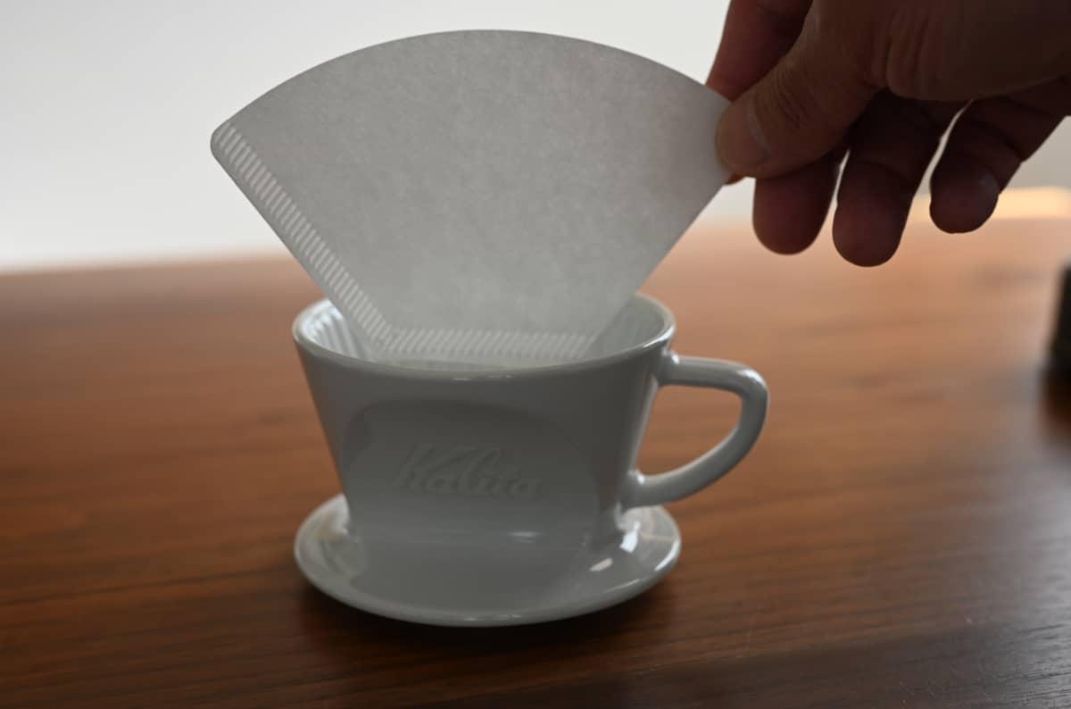 カリタ ドリッパー 波佐見焼 HA101 陶磁器