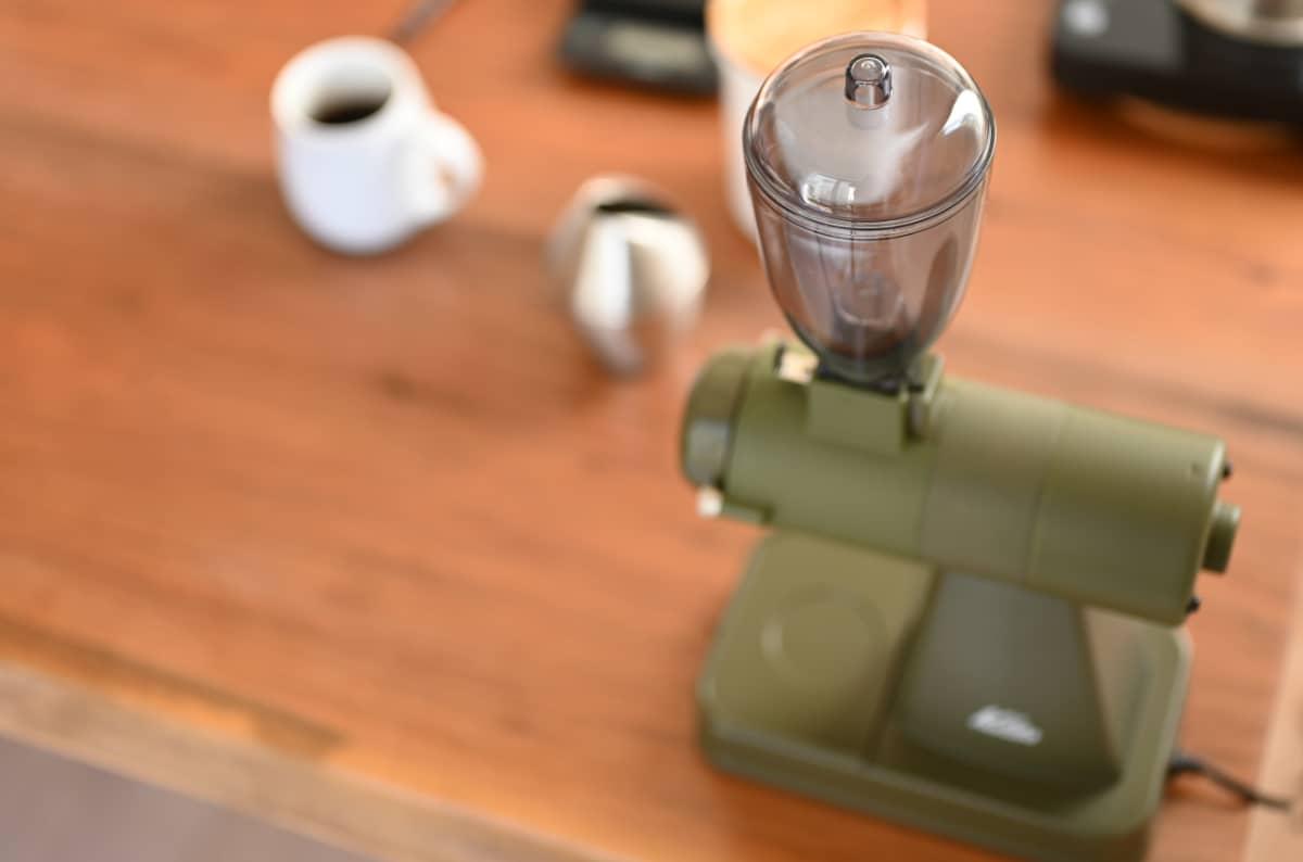 カリタ コーヒーミル ネクストG 掃除 手入れ ゼロ調整