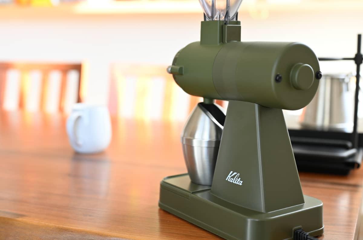 カリタ コーヒーミル ネクストG 掃除 手入れ ゼロ調整 デメリット