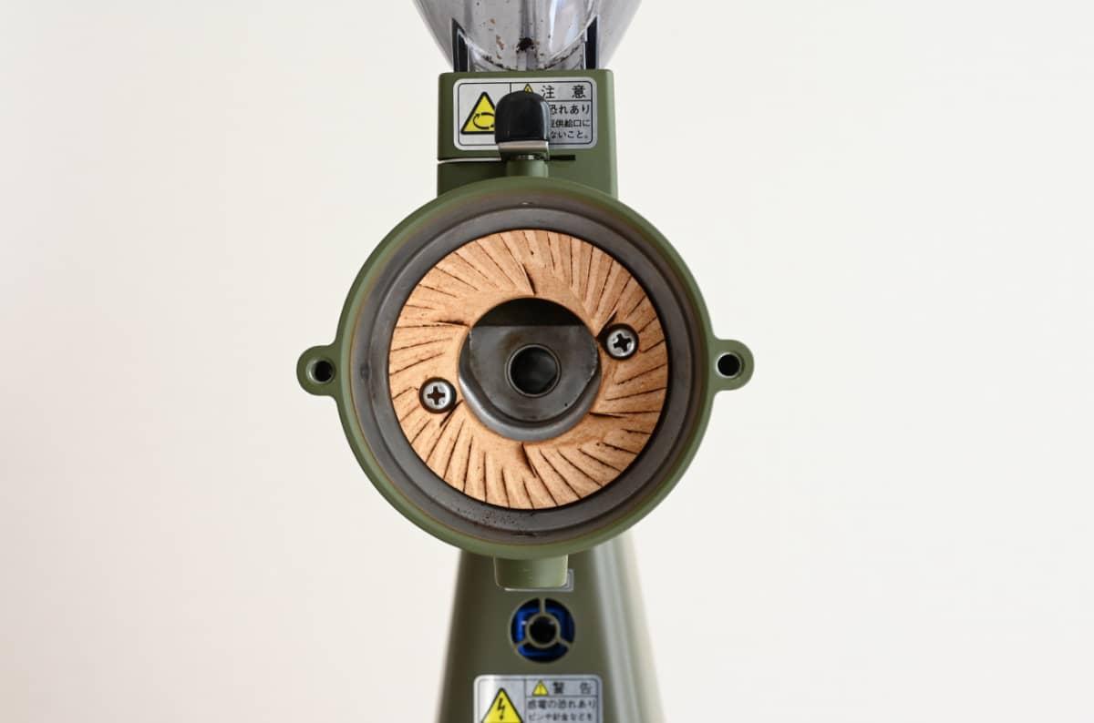 カリタ コーヒーミル ネクストG 掃除 手入れ ゼロ調整 カッティング式 セラミック刃