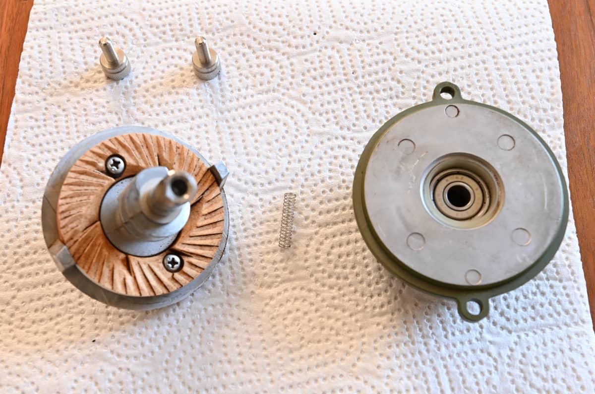 カリタ コーヒーミル ネクストG 掃除 手入れ ゼロ調整 カッティング式 セラミック刃 回転カッター