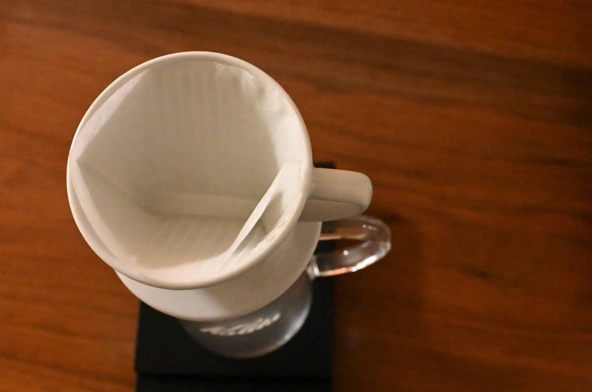 珈琲きゃろっと コスタリカ セロ・アルト マイクロミル 中煎り COE サンホセ セントラルバレー カリタ ドリッパー HA101 波佐見焼 HASAMI 陶磁器
