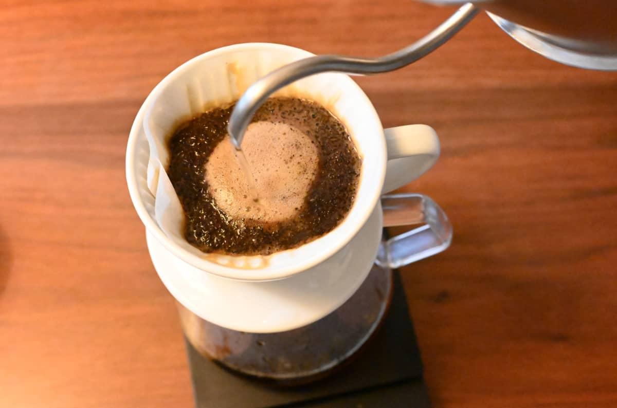 コーヒー豆 レビュー 土居珈琲 ブラジル ショコラ シティロースト ハンドドリップ 第4投